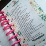 Happy Planner and Listers Gotta List